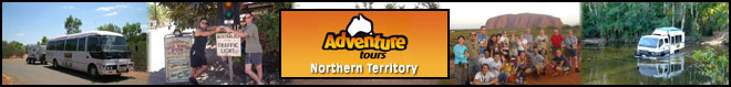 Adventure Tours Australia - Northern Territory