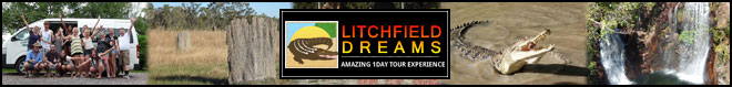 Litchfield Tours - Litchfield 1 Day Tour and Crocodile Cruise