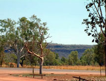 Victoria River - view from the Roadhouse