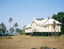 Tiwi Island Church