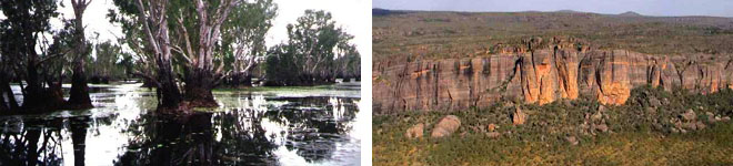 Kakadu and Arnhem Land